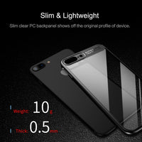 ROCK Slim Case for iPhone 7 6 6s plus, Silicone for iPhone Cover Coque for iPhone7 Case-Justt Click