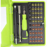 53 in 1 Multi-purpose Precision Magnetic Screwdriver Sets Electrical Household Hand Tools Set for Phone PC Repair-Justt Click