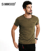 2017 New spring Summer Men's t shirt Men fashion Short Sleeve - Justt Click