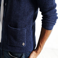 2017 new autumn winter cardigan men fashion casual sweater  knitwear slim fit  high quality - Justt Click