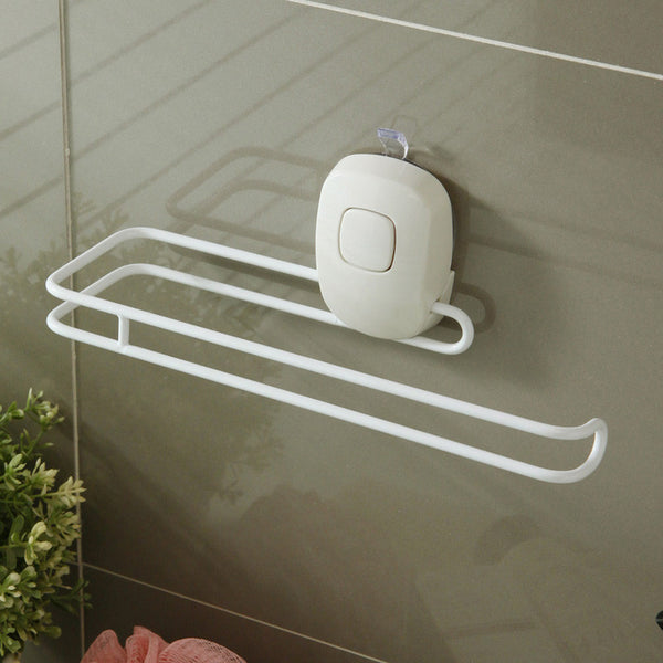 Multi Purpose Wall Mounted Bathroom Toilet Paper Holder