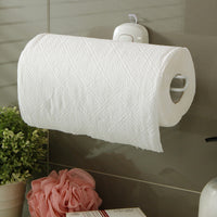 Multi-purpose Wall Mounted Bathroom Toilet Paper Holder Roll Stand Creative Towel Rack-Justt Click