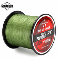 SeaKnight New 300M 330 Yards Braid fishing wire PE fishing lines for winter-Justt Click