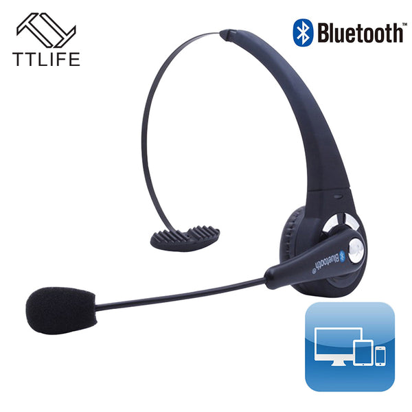 Bluetooth Headphone Wireless Noise Cancelling super bass Headset With Microphone-Justt Click