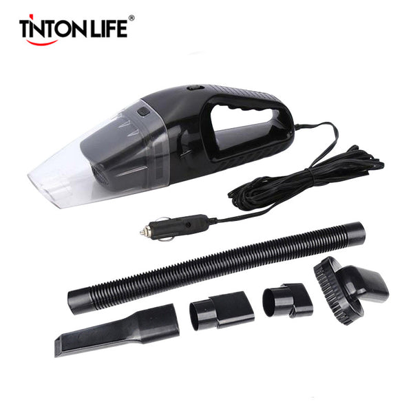 TintonLife Portable Car Vacuum Cleaner 12V DC Cable Length 5M-Justt Click