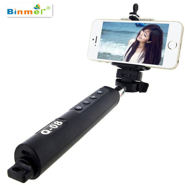 Digitaltimes Hot Sales Bluetooth Handheld Selfie Stick Extendabl With Zoom-Justt Click