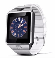 Hot DZ09 Bluetooth Smart Watch for Smart Phone Support SMI/TF Men Women Sport Wristwatch-Justt Click