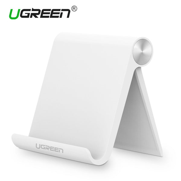 Ugreen Desk Phone Holder for iPhone Universal Mobile Phone Stand Flexible Desk Holder Stand for Samsung iPad Tablet PC-Justt Click