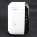 Wireless wifi Repeater 802.11 n/b/g Network Router 300 Mbps Signal Booster Extender Wifi-Justt Click