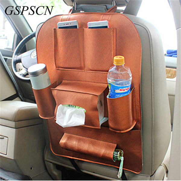 GSPSCN New Thicken Back Seat Protective Anti Kick Mat For Child Kick Mat Mud-Justt Click
