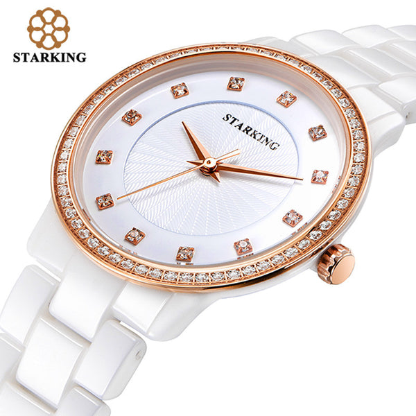 STARKING Official Women Quartz Watch Direct Sale Diamond Ladies BL00962-Justt Click