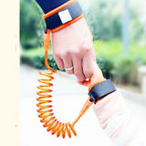 Toddler Baby Kids Safety Harness Child Leash Anti Lost Wrist Link Traction Rope Anti Lost Bracelet Baby Safety-Justt Click