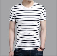 17 Designs Mens T Shirt Slim Fit Crew Neck T-shirt Men Short Sleeve-Justt Click