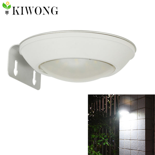 260LM Microwave Radar Motion Sensor LED Solar Light Waterproof 16LEDs Street Lamp-Justt Click