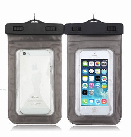 Waterproof Underwater Phone Case Bag Pouch-Justt Click