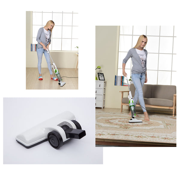 Ultra Quiet Mini Home Rod Vacuum Cleaner Portable Dust Collector Home Aspirator Handheld Vacuum Cleaner-Justt Click
