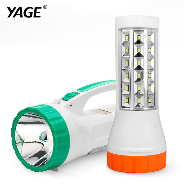 YAGE 5715 portable light led spotlights camping lantern searchlight portable-Justt Click