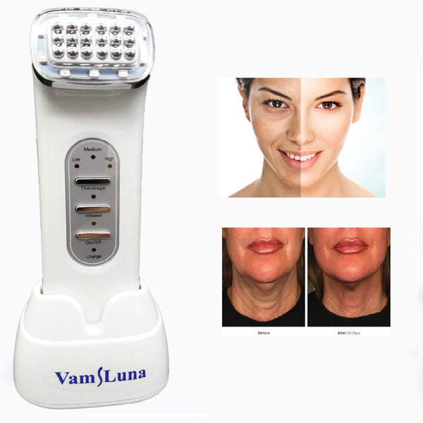 Thermage Facial RF Radio Frequency For Lifting Face, Lift Body SKin, Wrinkle Removal-Justt Click