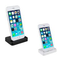 TOP quality Charger Docking Station Cradle Charging Sync Dock For iPhone 5 6 6S plus SE 7 7 plus-Justt Click