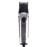 Electric 2 IN 1 Nose Trimmer Hair Clipper Trimmer Shaver Razor Salon Clipper for Men KM-522B-Justt Click