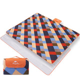 Foldable Picnic Camping Mat Outdoor Yoga Mat Foldable Camping Mattress NH17Y020-L-Justt Click