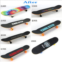 Skate board griptape double rocker grip tape-Justt Click