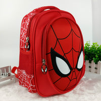 3D School Bags For Boys Waterproof Backpacks Child Spiderman Book bag Kids Shoulder Bag Satchel Knapsack Mochila Escolar - Justt Click