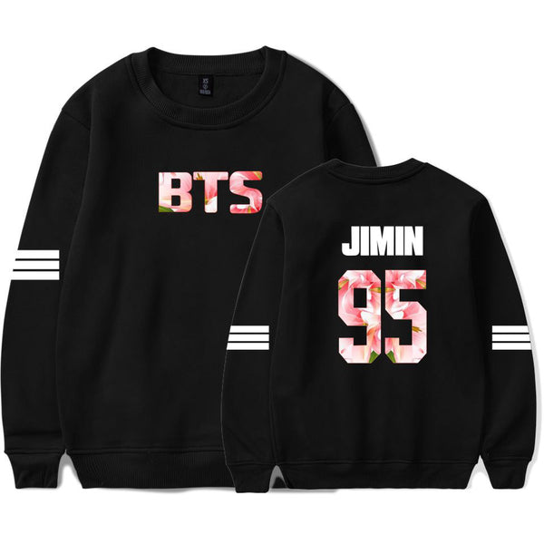 BTS Boys Album Hoodie Sweatshirt Women Harajuku 95 Fleece Hoodies Casual Cotton Clothes Tops Plus Size XXS-4XL-Justt Click