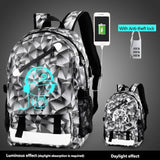 2018 hot new children school bags for teenagers boys girls big capacity school backpack waterproof satchel kids book bag mochila-Justt Click