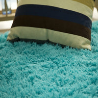 shaggy Modern Bathroom bath mat anti-slip 40*60cm/15.74*23.62in-Justt Click