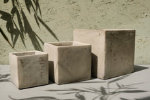 Load image into Gallery viewer, Square Concrete Pot - Dia: 7cm, 9cm, 13cm