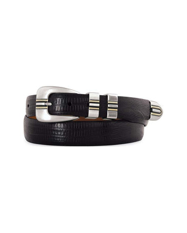 Leather Belt Balck