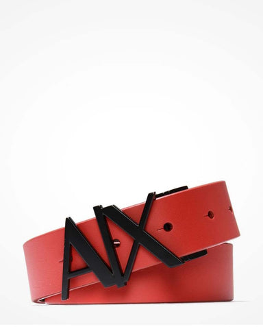 Ax Hinge Belt Red