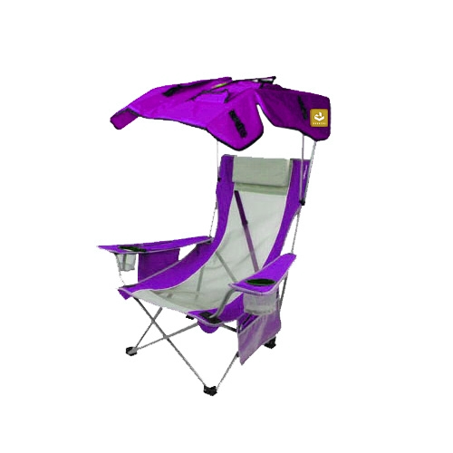 Lowrider Canopy Chair PURPLE