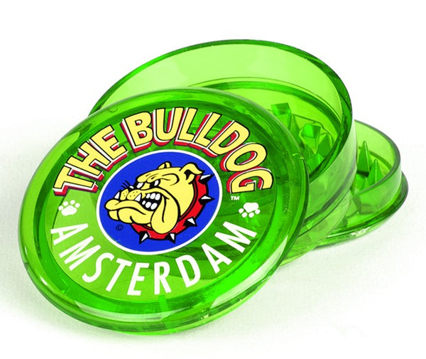 Grinder The Bulldog 3 parties plastique