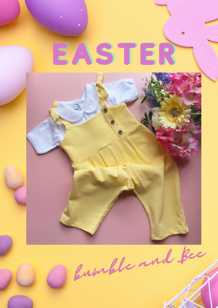 Top 3 picks to dress your Hunny Bunny's this Easter