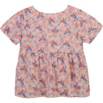 Carrement Beau Pink Viscose Blouse
