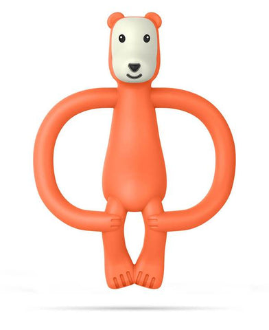 Matchstick Monkey BRAMBLE BEAR TEETHER