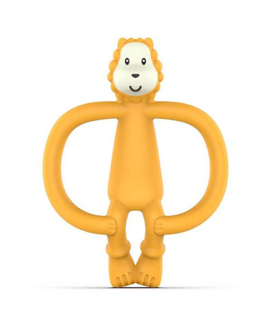 Matchstick Monkey Ludo Lion Teether