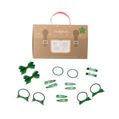 Rockahula My School Hair Set - Green