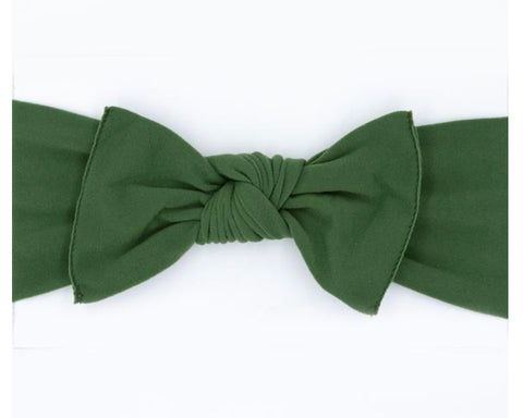 *New* Khaki Little Bow Pip Pippa Bow
