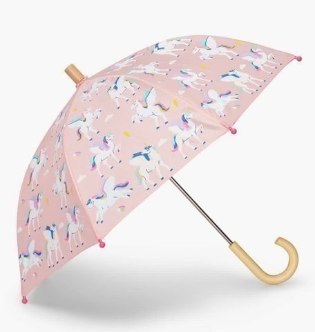 Magical Pegasus Colour Changing Umbrella