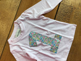 Birch & Bobbin Birthday T-shirt Age 1