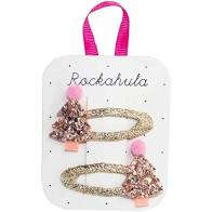 Rockahula - ROSE GOLD XMAS TREE CLIPS