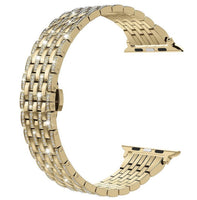 Dripping Bling watch band and bezel - (Rose Gold)