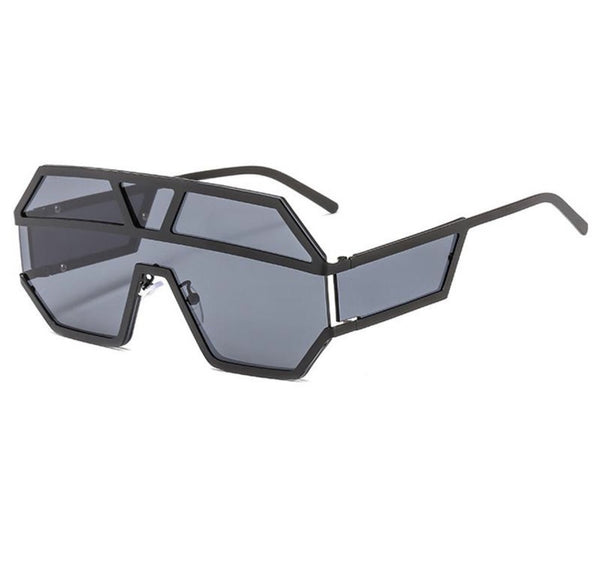 Future Bae sunglasses - (Black and dark Grey)