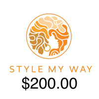 Style My Way, LLC Gift Card