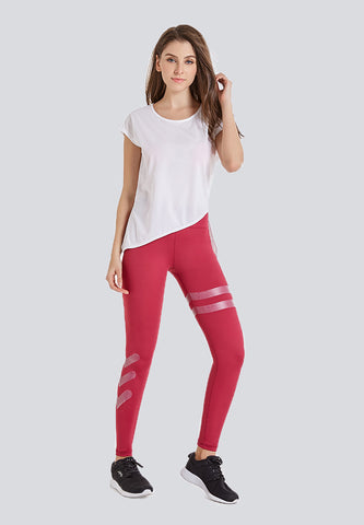 HOLABOLLA red tights pants