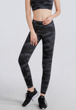 Venus Marble Tight - Ankle Length