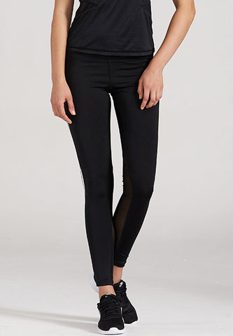 Soldier On Panel Tight - Black